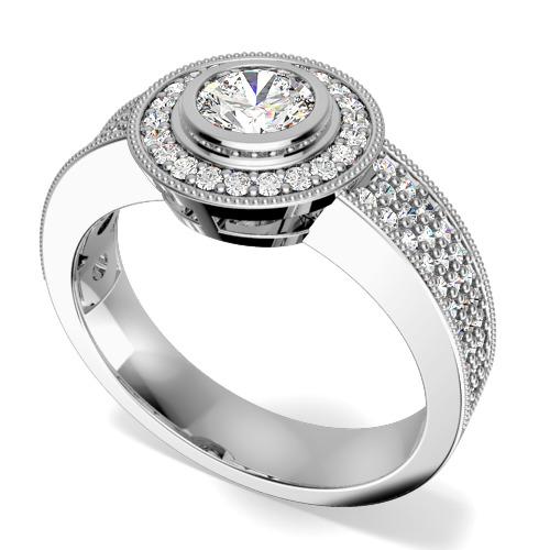 Inel diamant Zen Day